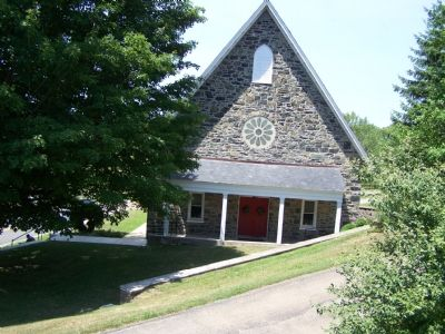 Rock Presbyterian Church image. Click for full size.