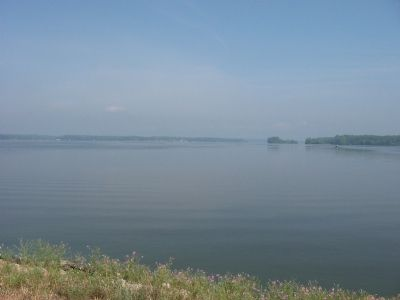 Lake DuBay/WisconsinRiver image. Click for full size.