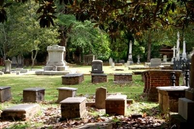 Village (Willowbrook) Cemetery image. Click for full size.