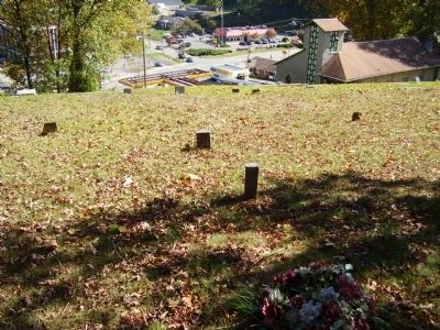 Bryson City Cemetery image. Click for full size.