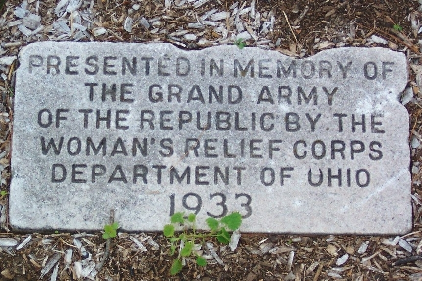 Grand Army of the Republic Marker