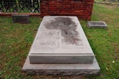 Hortense Caroline Woodson Monument image. Click for full size.