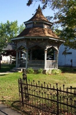 Gazebo image. Click for full size.