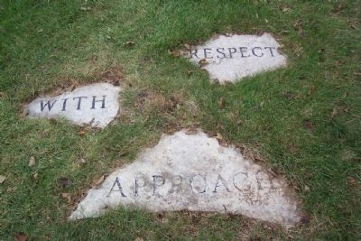 Approach With Respect image. Click for full size.