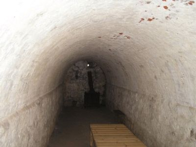 Fort Mifflin Casemate image. Click for full size.