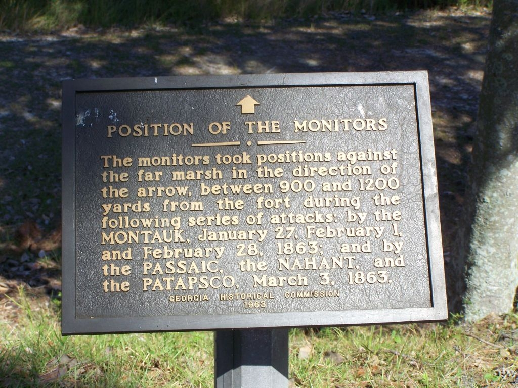 Position of the Monitors Marker