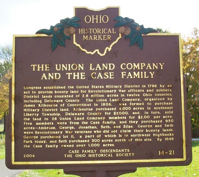 The Union Land Company and the Case Family (side A)