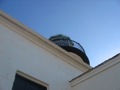 Old Point Loma Lighthouse image. Click for full size.