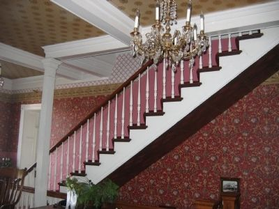 Interior Staircase of The National Hotel image. Click for full size.