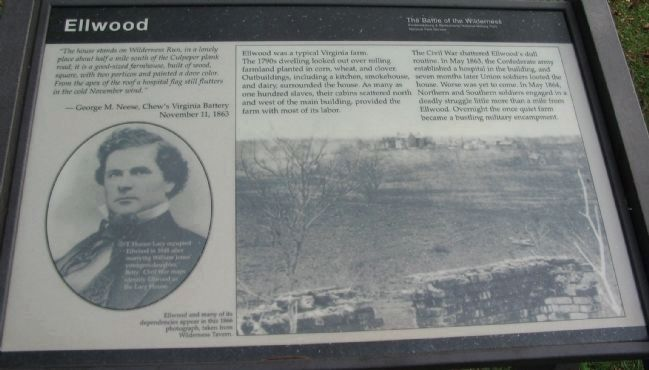 Ellwood Marker image. Click for full size.