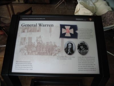 General Warren image. Click for full size.