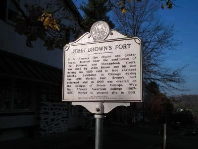 East Side of Marker image. Click for full size.