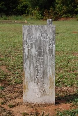 The Unknown Confederate image. Click for full size.