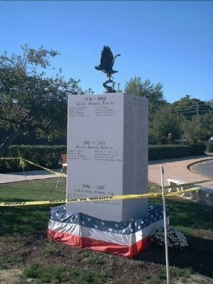 Red Bank Veterans Monument image. Click for full size.