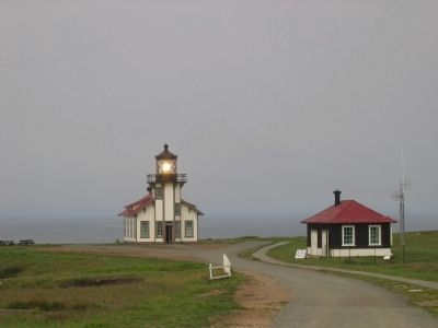 Point Cabrillo Light Station image. Click for full size.