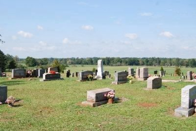 Butler Methodist Church Cemetery image. Click for full size.
