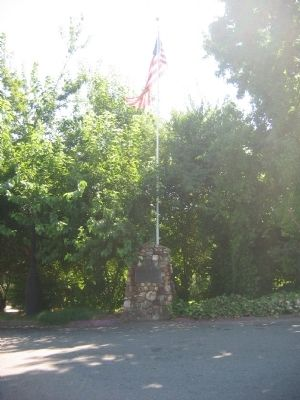 Mokelumne Hill Marker image. Click for full size.