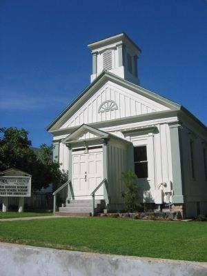 Mokelumne Hill Congregational Church image. Click for more information.