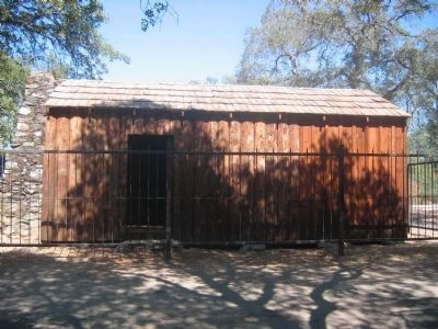 Mark Twain Cabin image. Click for more information.
