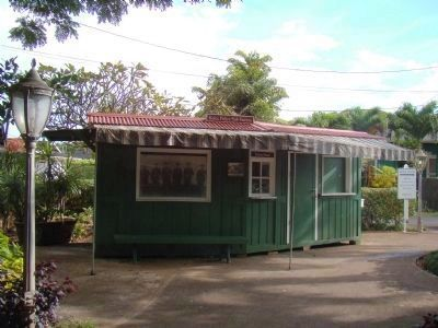 Former Koloa Police Sub-Station image. Click for full size.