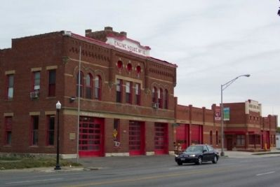 Fire Station No. 10 image. Click for full size.