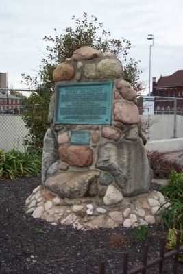 Lucas Sullivant Home Site Marker image. Click for full size.