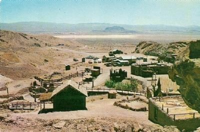 Calico Ghost Town image. Click for full size.
