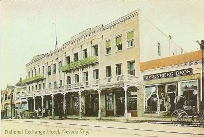 National Hotel image. Click for full size.