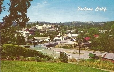 Jackson, California image. Click for full size.