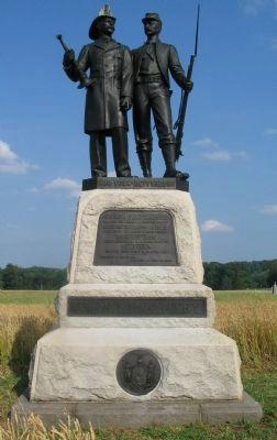 73rd New York Infantry Monument image. Click for full size.
