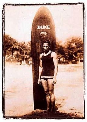 Duke Kahanamoku image. Click for full size.