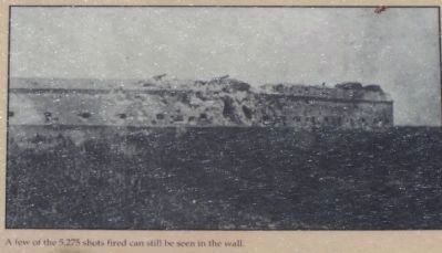 The Breached Wall Marker, Right picture image. Click for full size.
