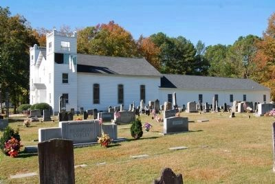 Bethlehem Lutheran Church and Cemetery image. Click for full size.