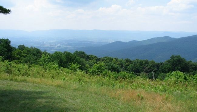 View from Pass Mountain Overlook image. Click for full size.