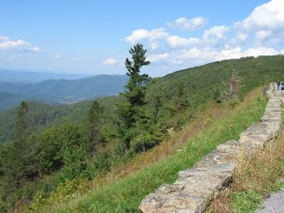 Stony Man Overlook Walkway image. Click for full size.