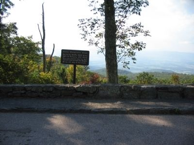 Baldface Mountain Overlook image. Click for full size.