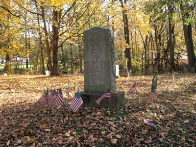 Wide View of  Marker image. Click for full size.
