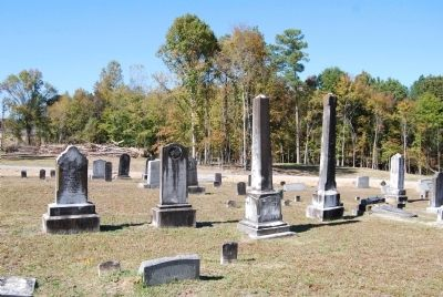 New Chapel Church Cemetery image. Click for full size.