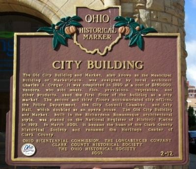 City Building Marker image. Click for full size.