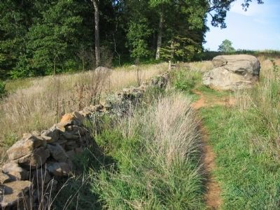 Stone Wall image. Click for full size.