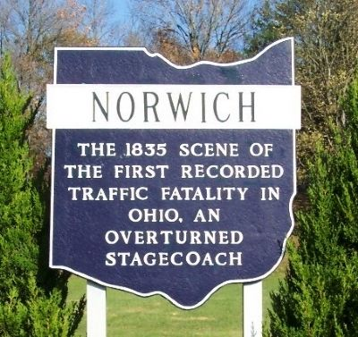 Norwich Corporate Limit Marker image. Click for full size.