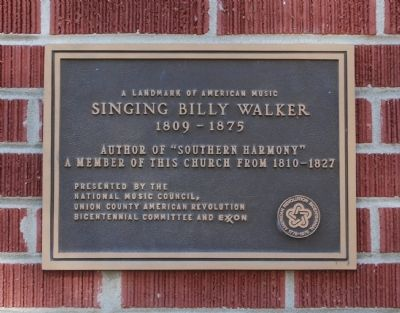 Singing Billy Walker image. Click for full size.