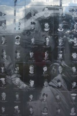 Veterans Memorial Panel image. Click for full size.