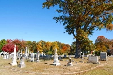 Presbyterian Cemetery image. Click for full size.