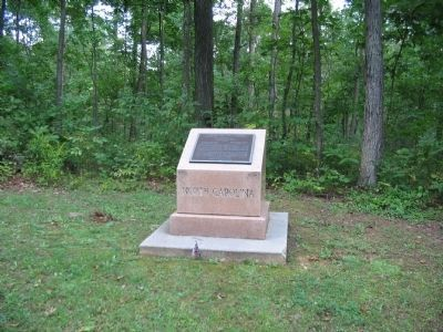 Forty-Third North Carolina Regiment Monument image. Click for full size.