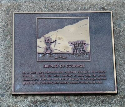Display of Courage image. Click for full size.