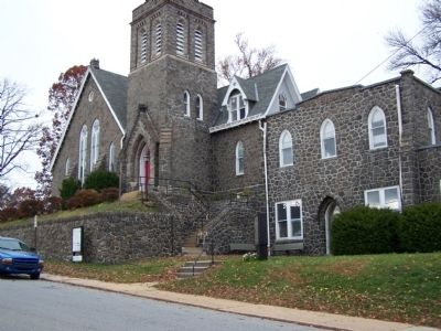 Mount Salem United Methodist Church image. Click for full size.