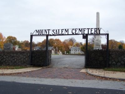 Mount Salem Cemetery image. Click for full size.