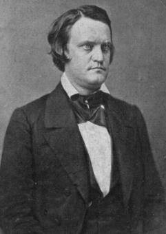 John C. Breckinridge<br>January 16, 1821 &#8211; May 17, 1875 image. Click for full size.
