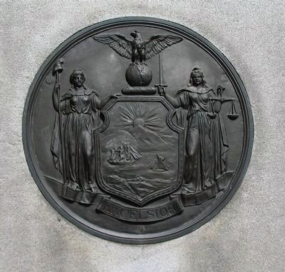 New York State Seal image. Click for full size.